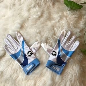 Lakeridge Pacers receiver gloves size xLarge New!